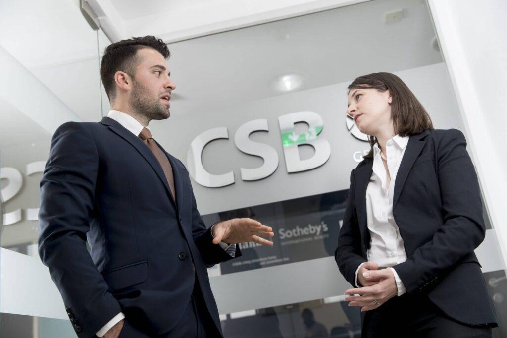 CSB Entrance 8