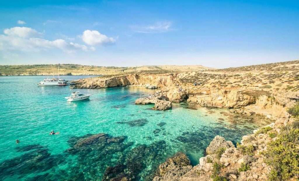 blue lagoon malta 2